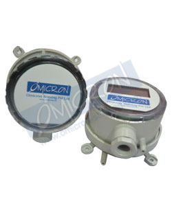 pressure sensor, differential pressure switches